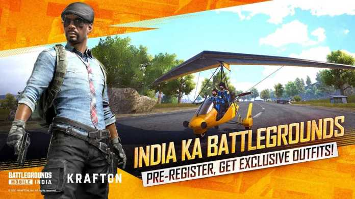 BATTLEGROUNDS MOBILE INDIA Pre-Registrations are on!