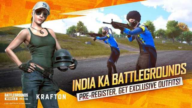 PUBG Mobile in Battlegrounds Mobile India Google Play Store URL: Mistake or Intentional?