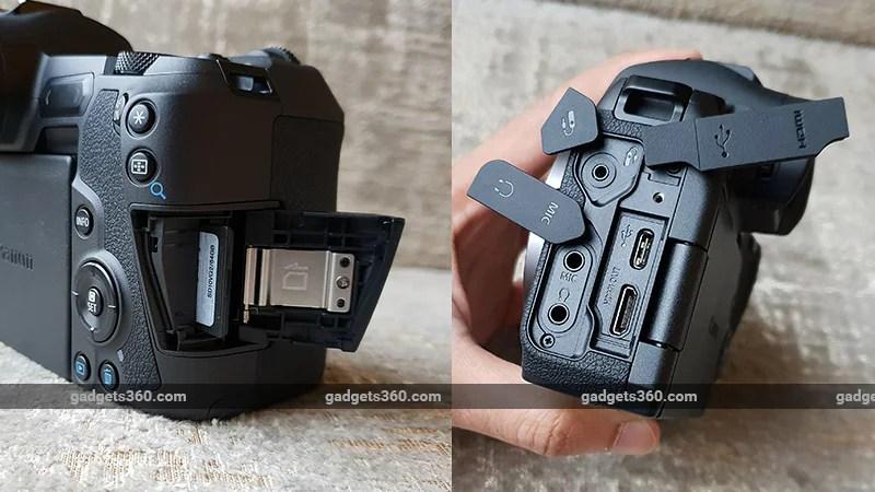 Canon EOS R ports ndtv canon