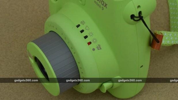 Fujifilm Instax mini 9 lights ndtv fujifilm