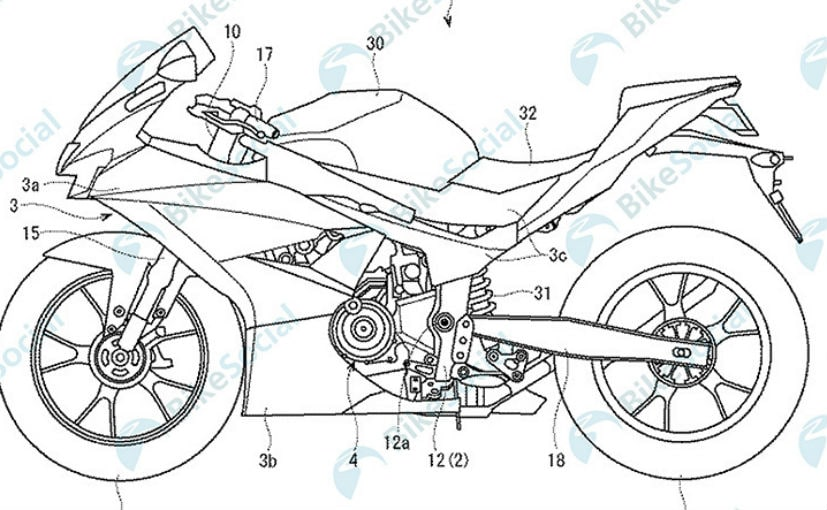 Suzuki GSX-R300 Patents Leaked; Could Be Revealed This
