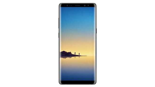 Galaxy Note 8 story EB