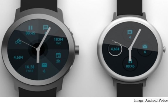 Google, LG's Android Wear 2.0 Smartwatches Leaked in Images
