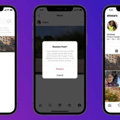 Deleted an Instagram Post Accidently? Here's How You Can Bring It Back