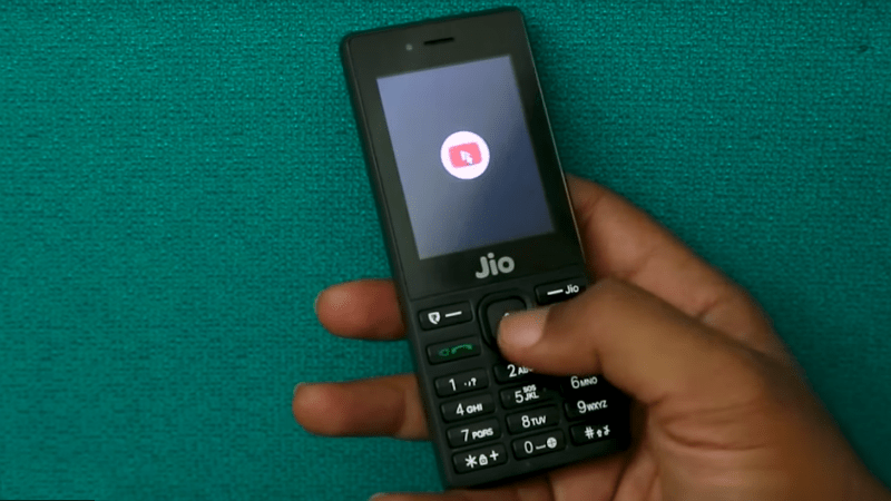 Jio Phone Youtube Rollout Goes Whatsapp Way App To Roll
