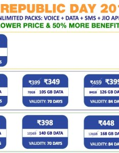 Jio republic day offer to give mb more  data daily with gb also rh gadgets ndtv