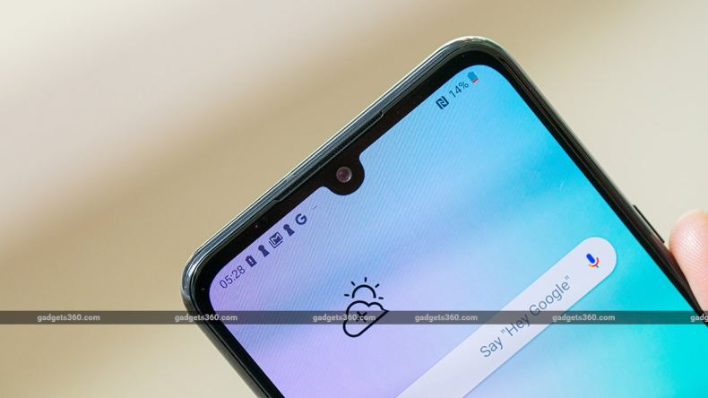 LG G8x Review Front Camera2 LG G8X ThinQ Review