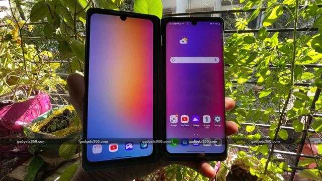 LG Velvet review dualscreenr gadgets360 LG Velvet Review