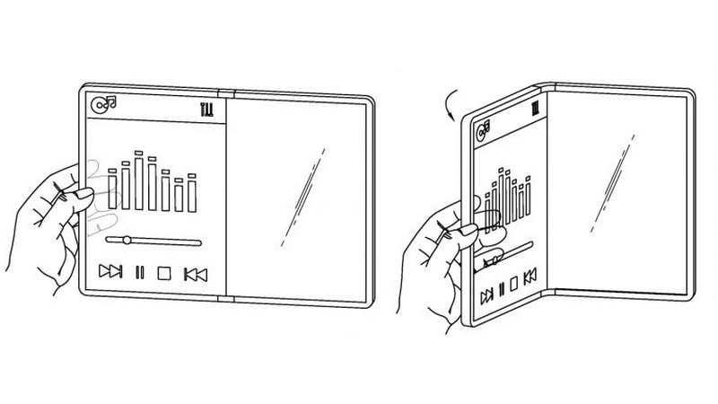 LG Foldable Phone Design With Transparent Display Tipped