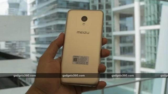 Meizu M5 back ndtv meizu m5