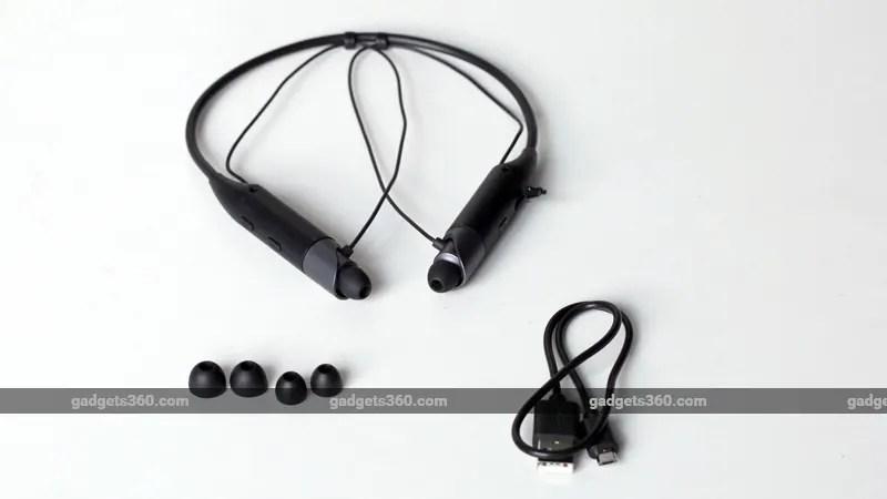 Mivi Collar 1 NDTV Mivi Collar Review