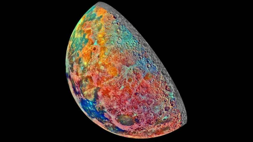 Wait, is that a Candy, or the Moon? This NASA Photo Will Leave You Puzzled