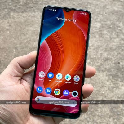 Realme Narzo 30A First Impressions: Bigger Battery, Better Processor