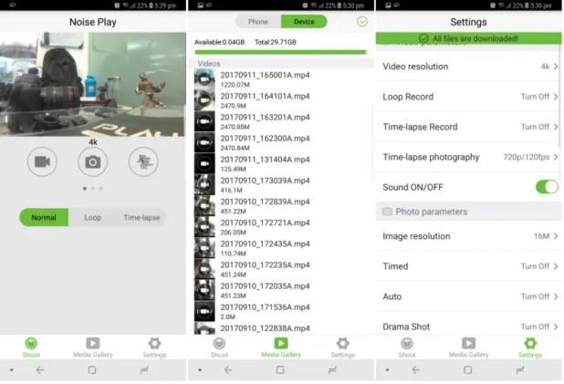 Noise Play app noise play