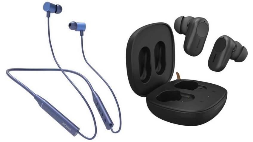 Nokia Bluetooth Headset T2000, True Wireless Earphones ANC T3110 Launched