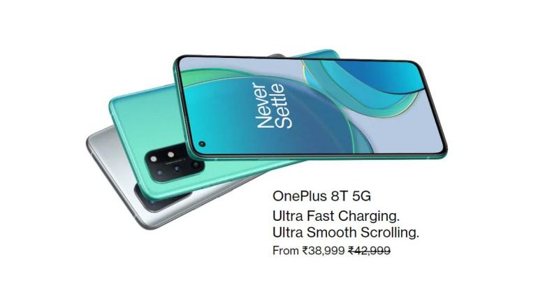 OnePlus 8T अब कीमत में कटौती के बाद OnePlus 9R से सस्ता है: सभी Details