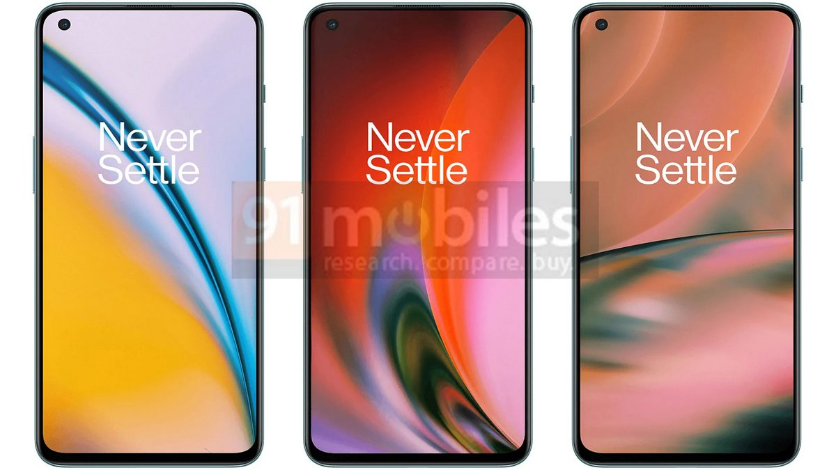 Specifications Of Oneplus Nord 2 From Include 6 43 Inch 90hz Amoled Display Design Losses Via Presumptive Yields Newsquick24