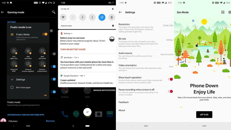Onelus 7 Pro apps ndtv oneplus