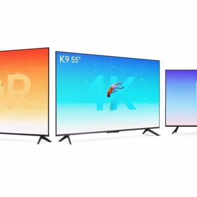 Oppo Smart TV K9 Series With HDR10+, Dolby Audio Launched