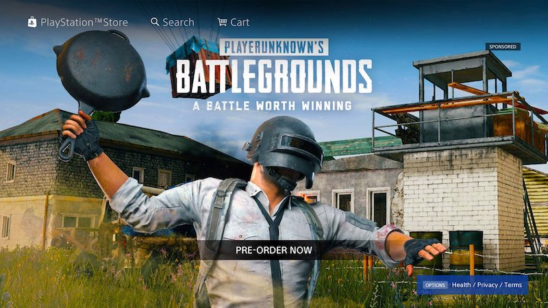 PUBG PS4 Price Pre Order Details India Release Date And