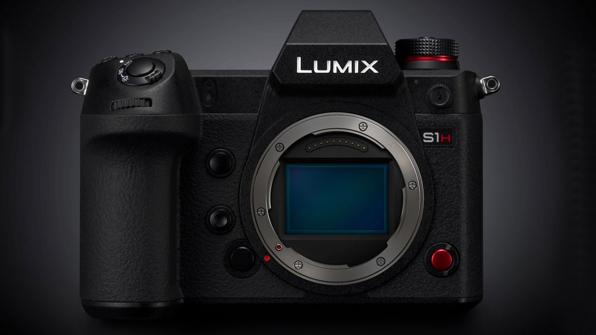 Panasonic Lumix S1H Officially Confirmed, Boasts of 6K Unlimited Video Recording, V-Log, and More