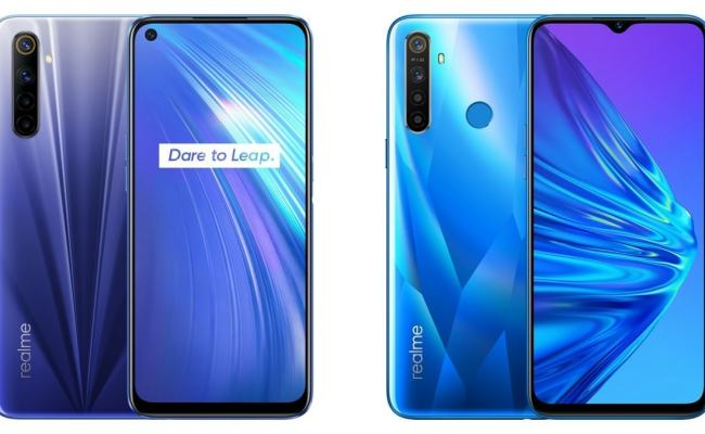 Realme 6 Vs Realme 5 What S The Difference Ndtv