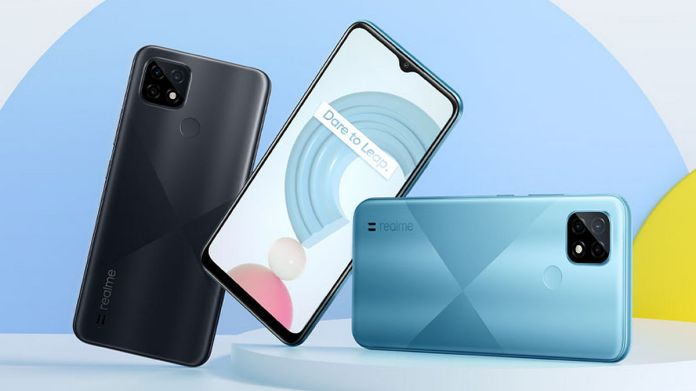 Realme C21Y Could Launch With Android 11 (Go Edition), Specifications Tipped