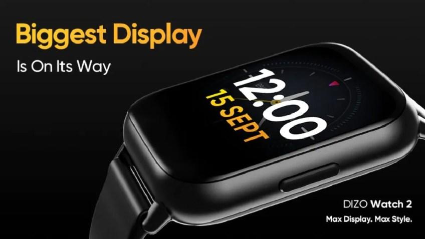 Realme Dizo Watch 2, Dizo Watch Pro to Launch Next Week