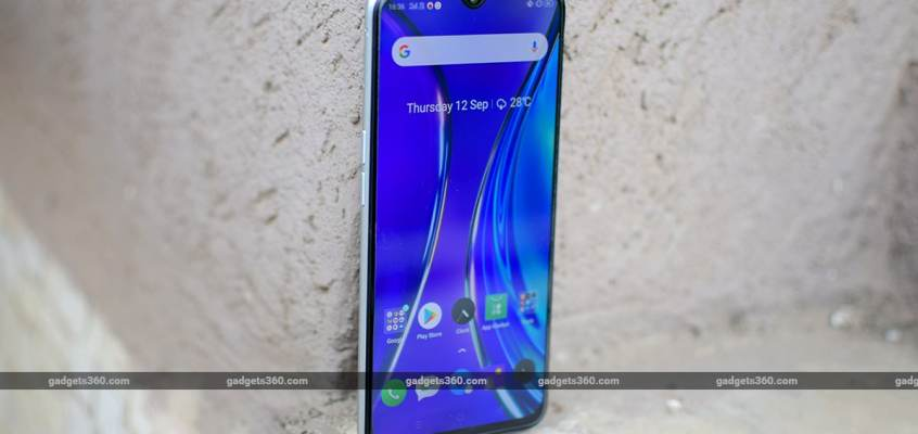 Realme XT Getting Android 11-Based Realme UI 2.0 Update