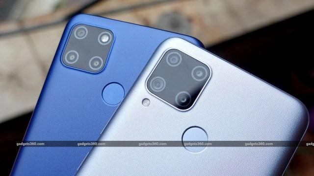 Realme c12 c15 review cameras ss