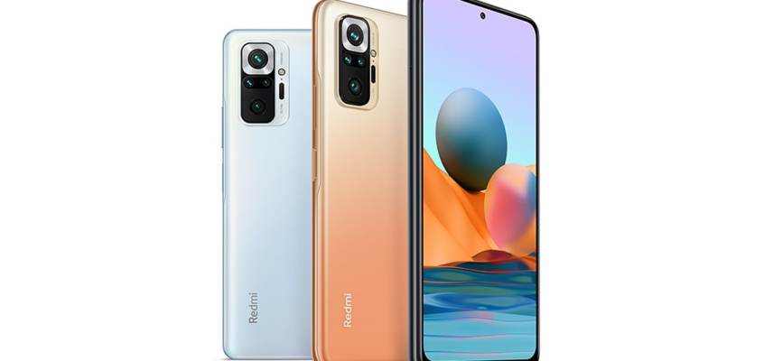 Redmi Note 10 Pro, Redmi Note 10 Pro Max Available for Purchase Today