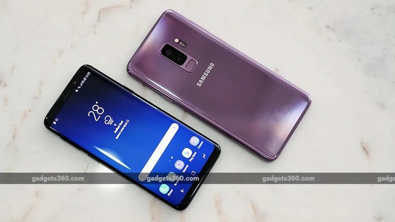 Samsung Galaxy S9, Galaxy S8 Users Report the problem of low