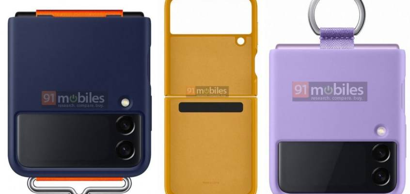 Samsung Galaxy Z Flip 3 Case Renders Surface, 25W Charging Support Tipped