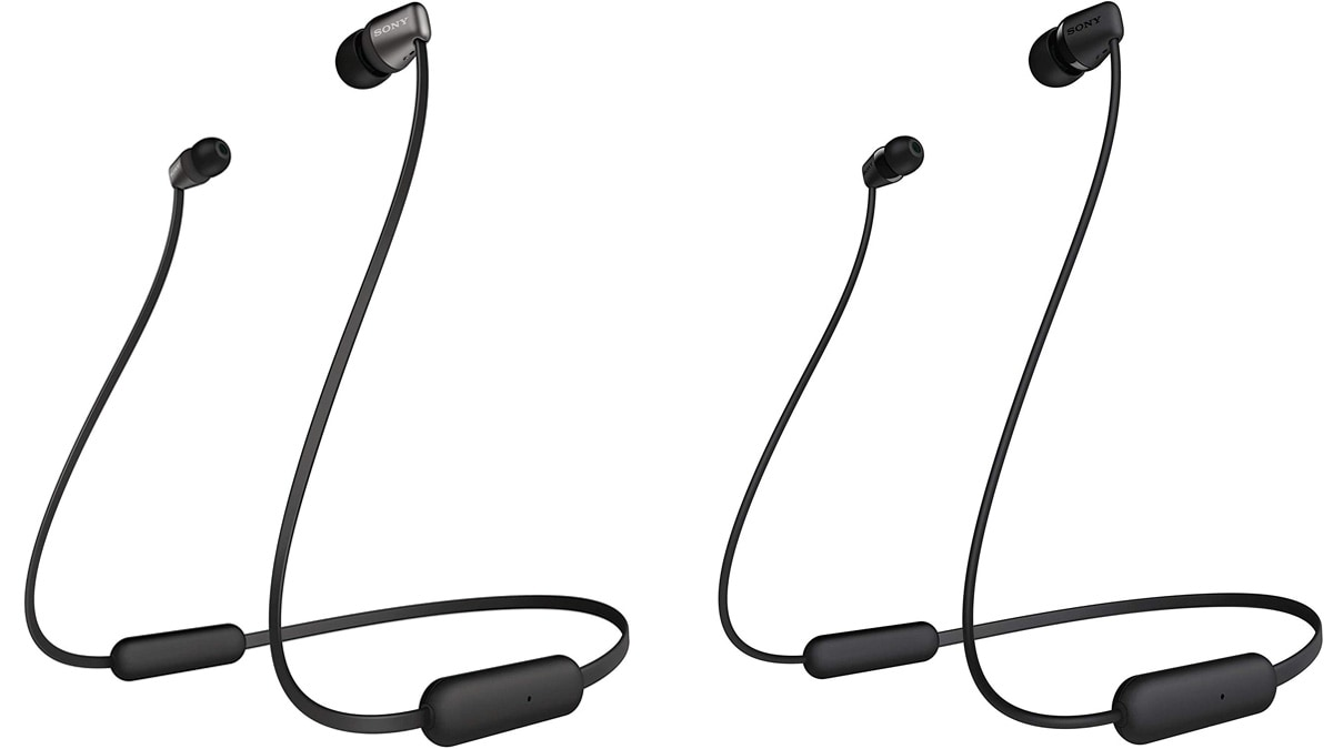 Sony WI-C310, WI-C200 Wireless Bluetooth Earphones
