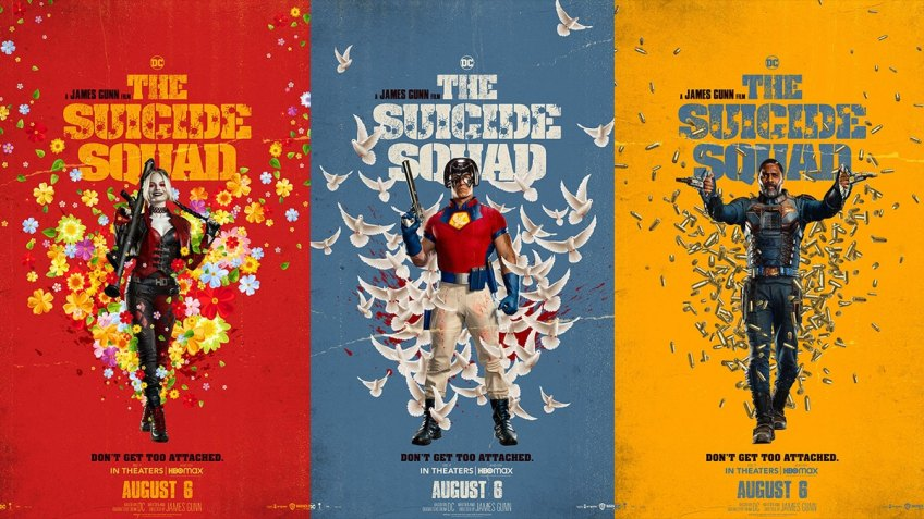 The Suicide Squad Heading to Video-on-Demand Platforms on September 16