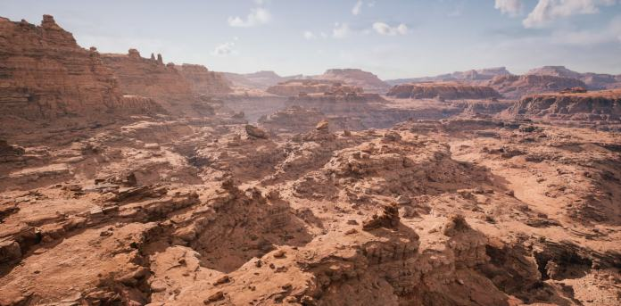 Unreal Engine 5 Early Access   Open World open worlds ue5