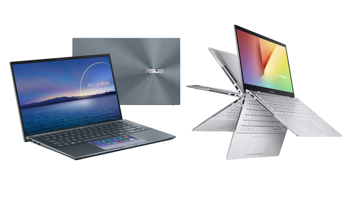 Asus Brings Extra ZenBook, VivoBook Fashions With Tiger Lake CPUs to India