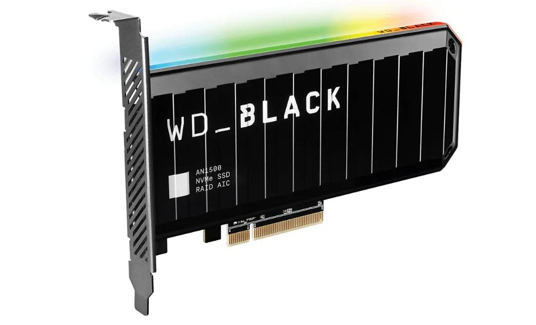 WD black gaming Western Digital
