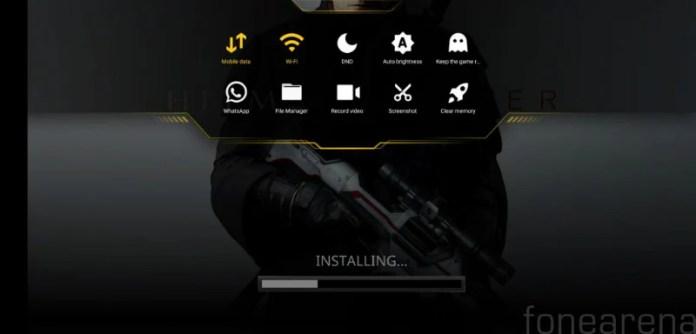 Xiaomi Game Turbo fonearena 6 12 poco f1