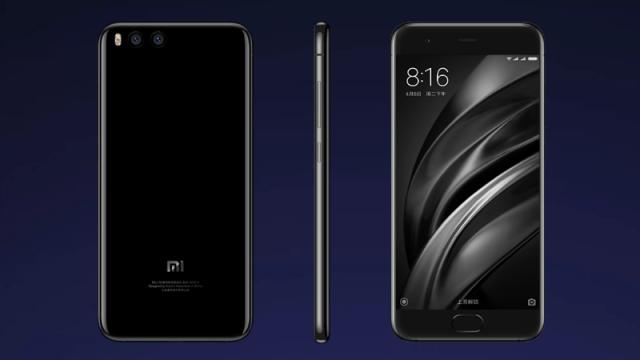 Xiaomi Mi 6 3 Xiaomi Mi 6 Launched Price Specifications