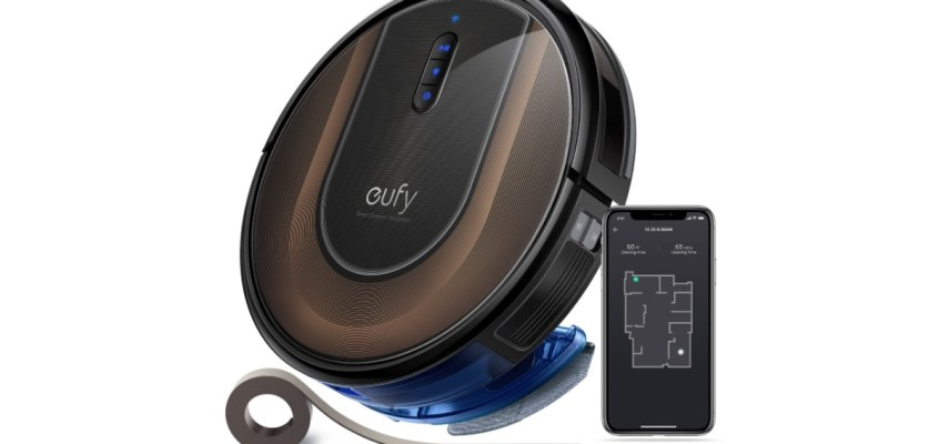Eufy Robovac G30 Hybrid 2-In-1 Robot Vacuum and Mop Debuts in India
