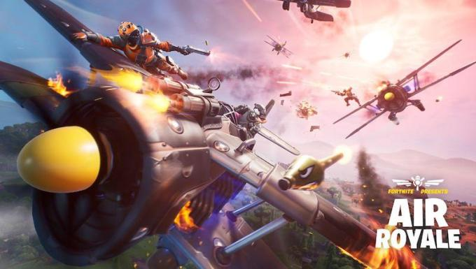 Fortnite 8.40 Patch Notes Reveal Air Royale, Food Fight Deep Fried Limited Time Modes