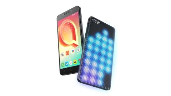 Alcatel A5 LED, A3, U5 Smartphones and PLUS 12 Tablet Launched at MWC 2017