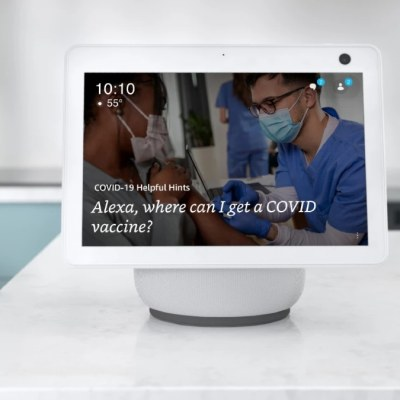 Alexa Gets Ability to Search for Nearby COVID-19 Vaccine Centres