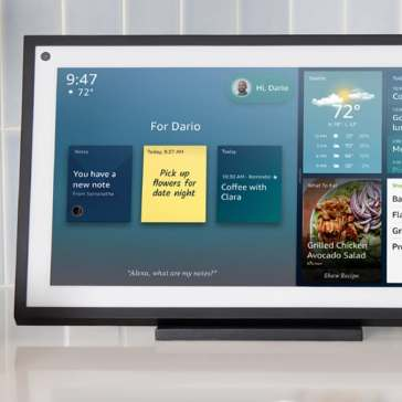 Amazon Echo Show 15 Lets You Have a Digital Frame With Alexa on Your Wall