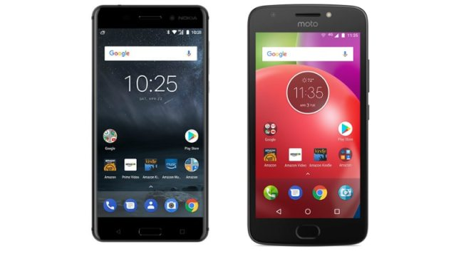Nokia 6, Moto E4 Join List of Amazon Prime Exclusive Phones in the US
