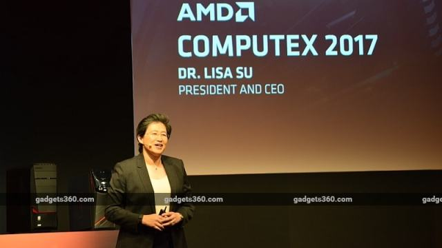 AMD Details Ryzen Mobile, Threadripper, Radeon Vega, and Epyc at Computex 2017