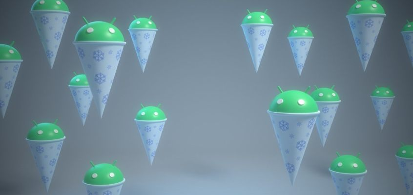 Android 12 Gets 'Snow Cone' as Its Dessert Name