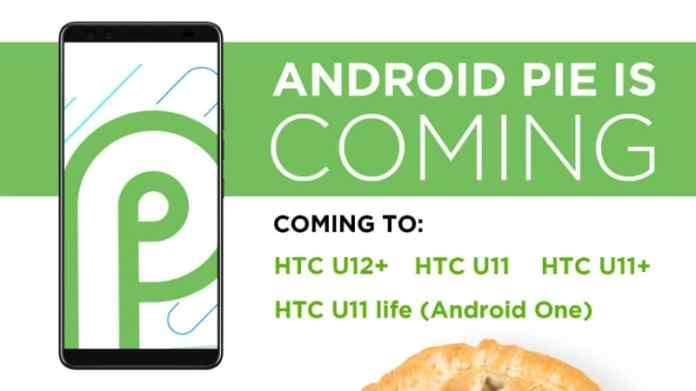 HTC, Sony Announce Which of Their Smartphones Will Get Android 9.0 Pie Update