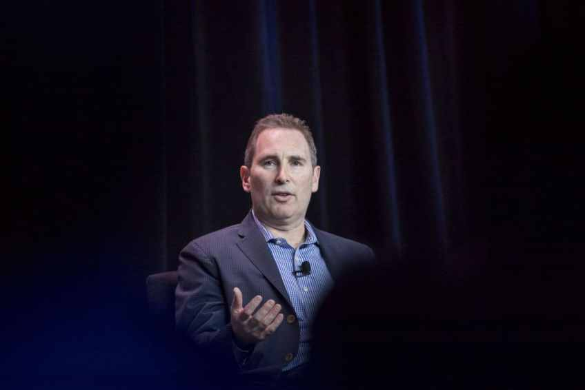 The Challenges Facing Amazon's New CEO, Andy Jassy